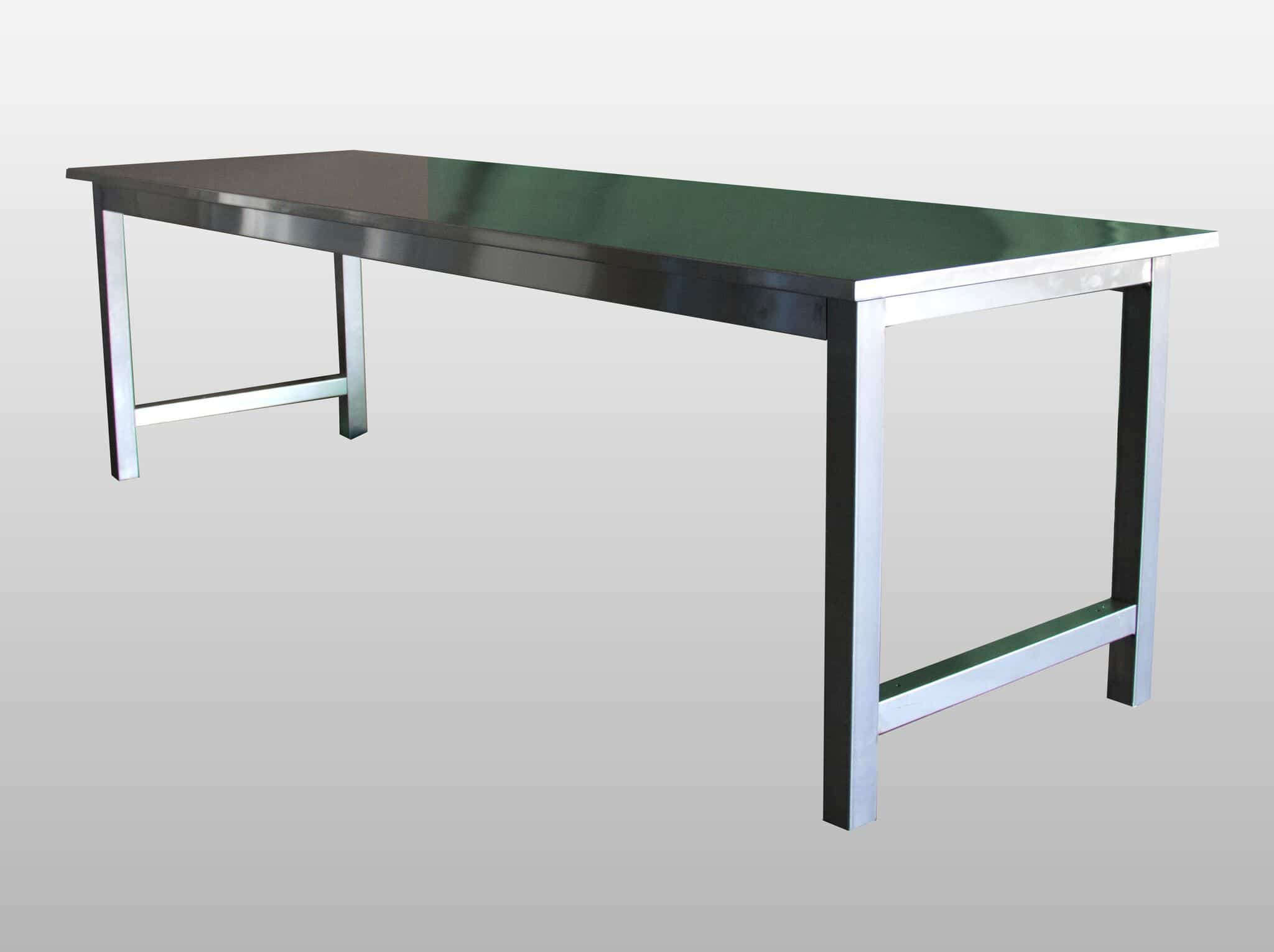 stainless steel lab table