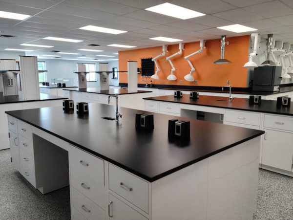Supplier of high-quality laboratory furnishing for all science labs